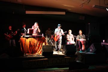 Greg's band