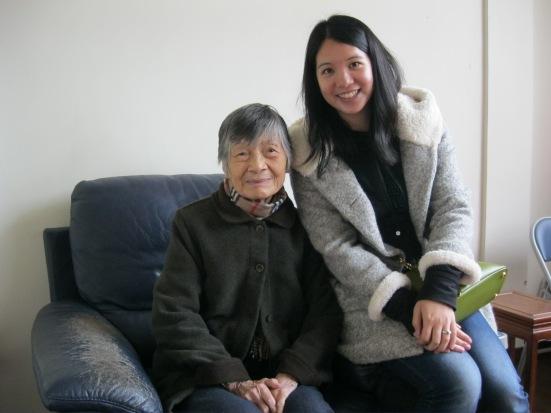 The last time I saw my grandma