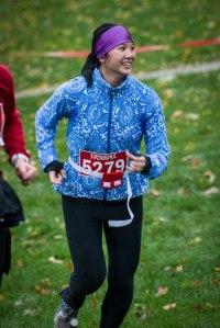 Mei running