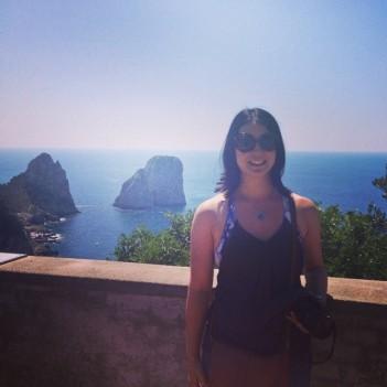 Mei in Capri