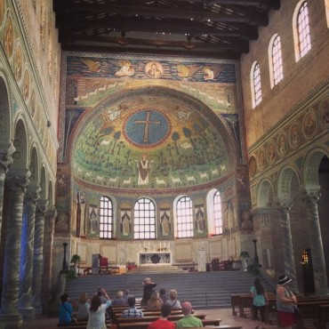 Basilica of St Apollinaris in Ravenna