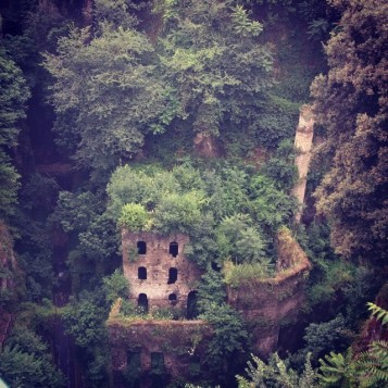The Valley of the Mills in Sorrento