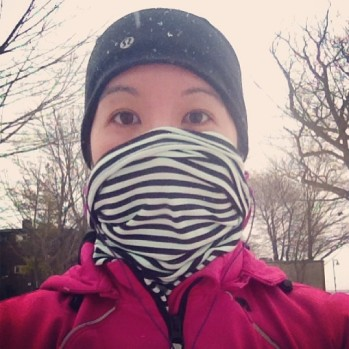 Lululemon Brisk Run Neck Warmer