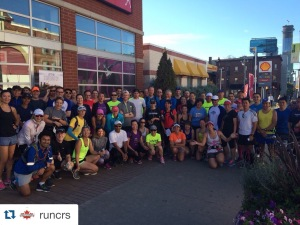STWM tune-up run