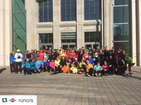 friendship run group pic