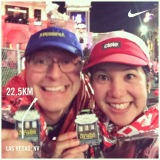 Running the #stripatnight – Rock 'n' Roll Las Vegas Half Marathon, 2015 Race Recap