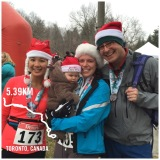 Reindeer Games return – Santa Shuffle 5k, 2015 RaceRecap