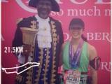 Bermuda Triangle Challenge – Bermuda Half Marathon, 2015, RaceRecap